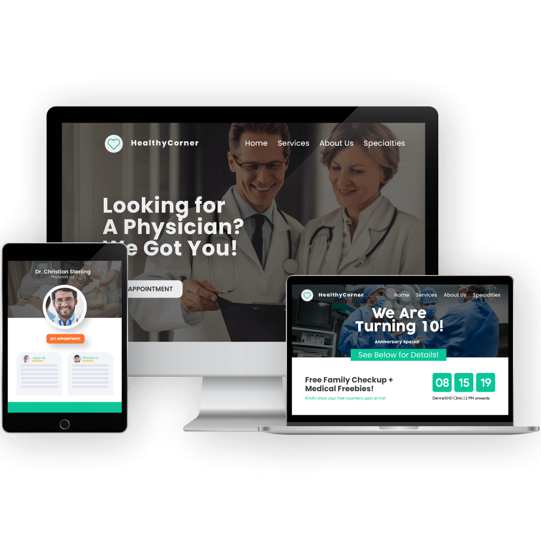 Physician Marketing Company