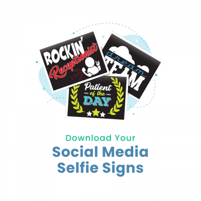 Download our Social Media Selfie Signs